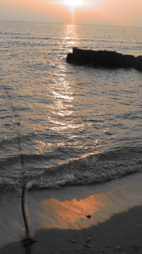 Beach at Sunset_2