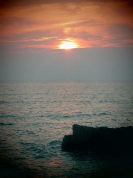 Beach at Sunset_3