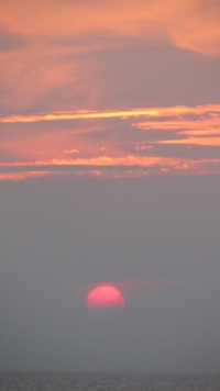 Beach at Sunset_4