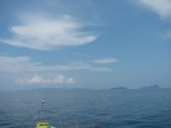 Phi Phi Don in Distance