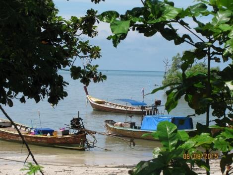 Boat Peek