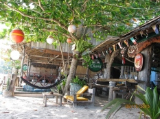 Bars along Pattaya
