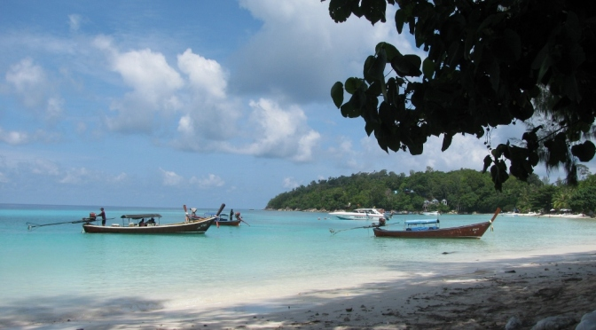 The Beauty of Ko Lipe