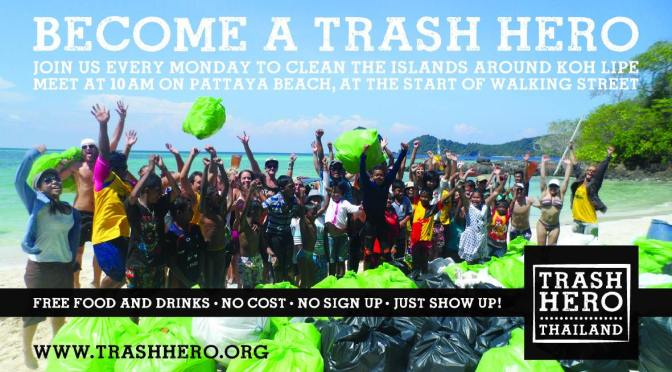 Koh Lipe Trash Hero!