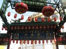Start of ChinaTown