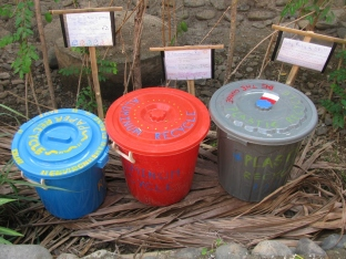 School's Recycle Center