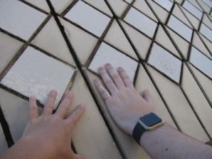 Touching Tiles