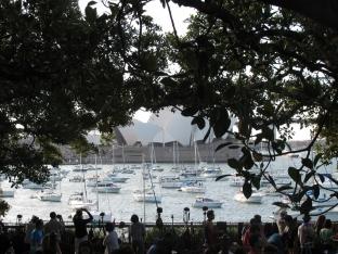 New Years Harbor