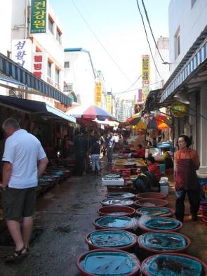 Open Street Market