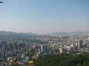 City Views from N. Seoul Tower_4