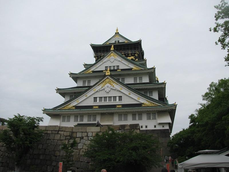 Osaka Castle_2