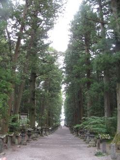 Yoshidagushi Climbing Trail Entrance
